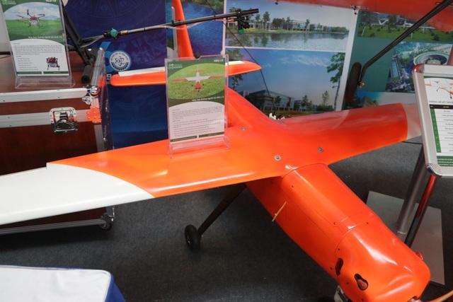 Cận cảnh siêu máy bay không người lái đạt tốc độ 300km/h - 7