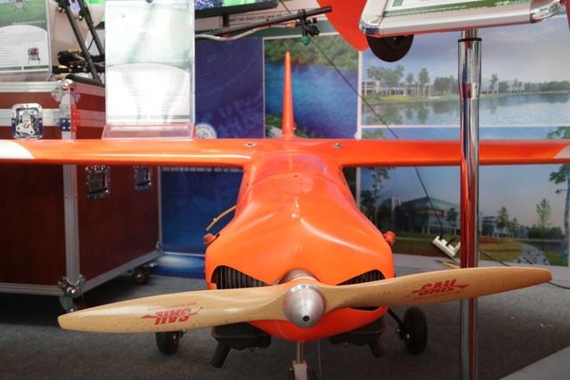 Cận cảnh siêu máy bay không người lái đạt tốc độ 300km/h - 9
