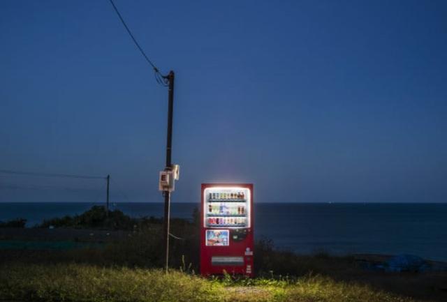 Những chiếc máy bán hàng cô đơn ở Nhật Bản - 1