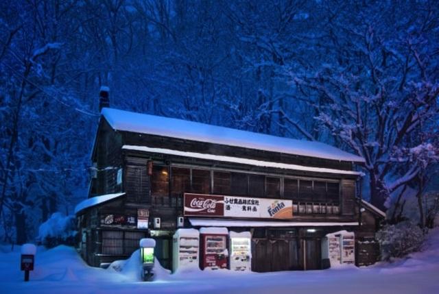 Những chiếc máy bán hàng cô đơn ở Nhật Bản - 5
