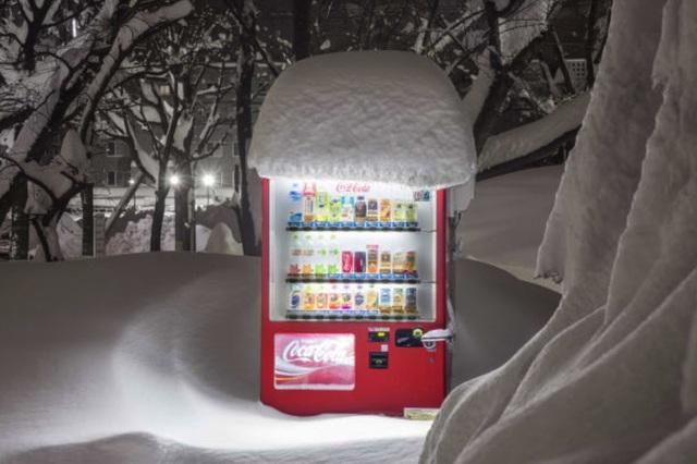 Những chiếc máy bán hàng cô đơn ở Nhật Bản - 6