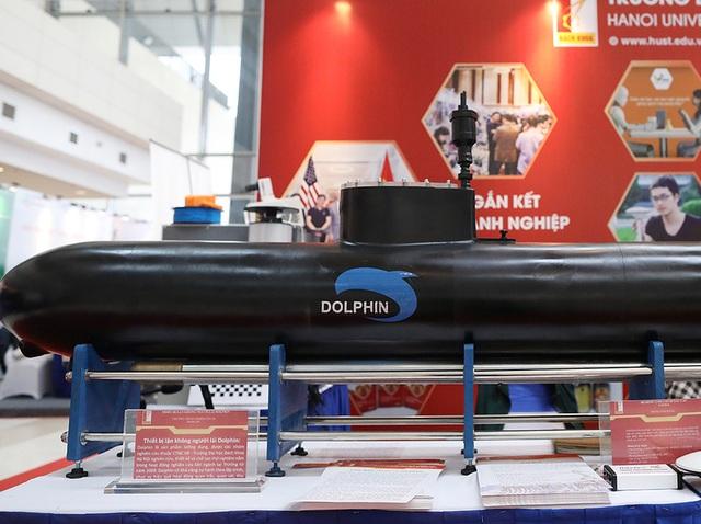 Khám phá  thiết bị lặn không người lái Dolphin - 3