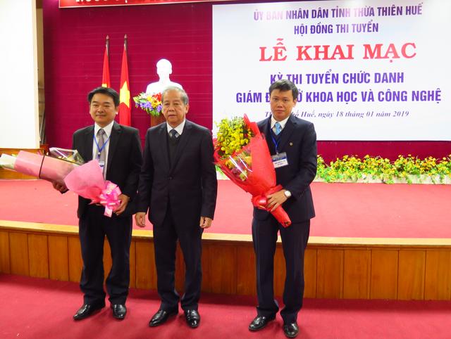 Vì sao chậm bổ nhiệm 2 Giám đốc Sở tại Thừa Thiên Huế? - 2