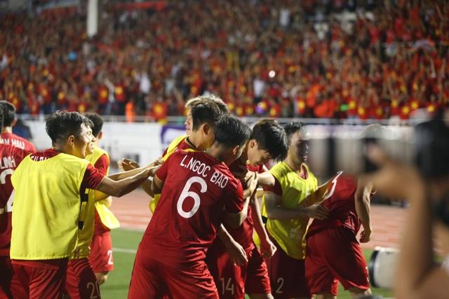 U22 Việt Nam 2-1 U22 Indonesia: Cú ngược dòng ngoạn mục - 1