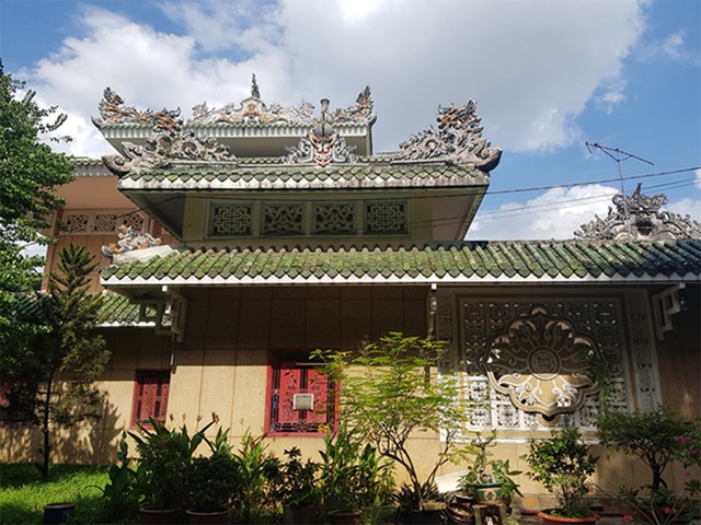 Thăm lăng Tổng trấn thành Gia Định xưa - 9