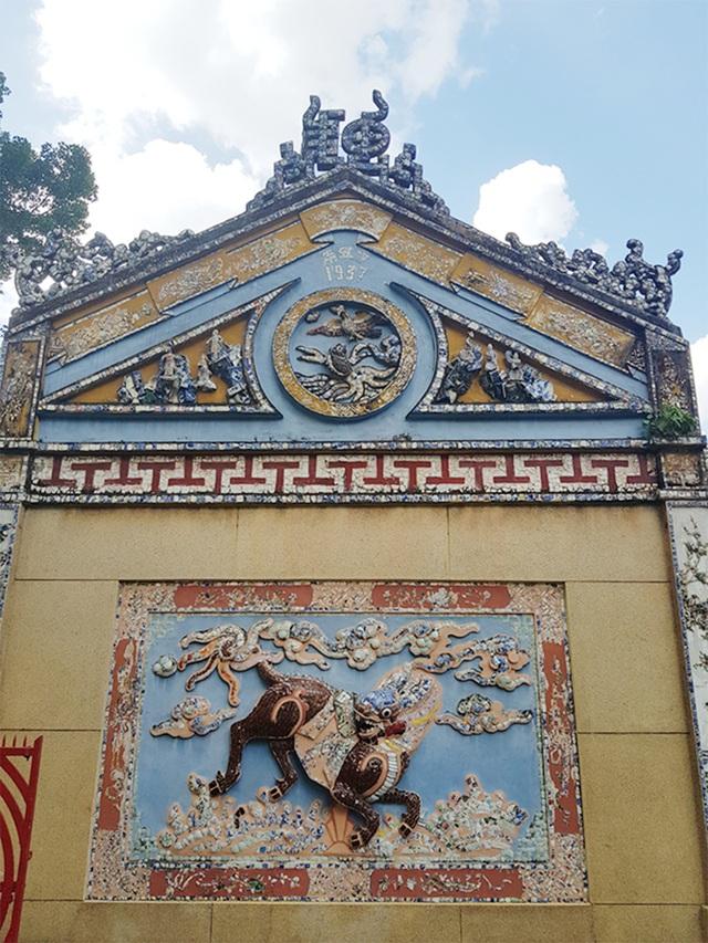 Thăm lăng Tổng trấn thành Gia Định xưa - 10