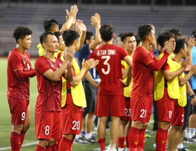 U22 Việt Nam được thưởng nóng 1 tỷ đồng sau trận thắng U22 Indonesia - 1