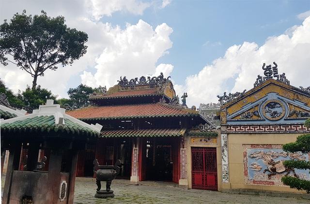 Thăm lăng Tổng trấn thành Gia Định xưa - 1