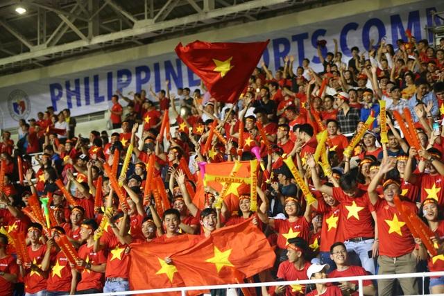 U22 Việt Nam 2-1 U22 Indonesia: Cú ngược dòng ngoạn mục - 35