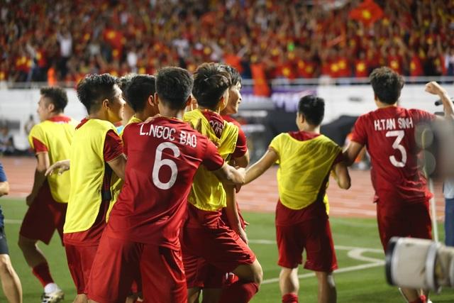 U22 Việt Nam 2-1 U22 Indonesia: Cú ngược dòng ngoạn mục - 3