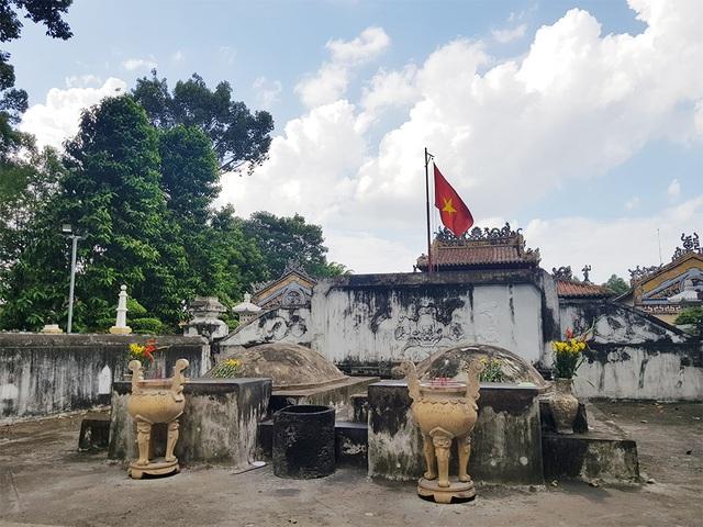 Thăm lăng Tổng trấn thành Gia Định xưa - 4