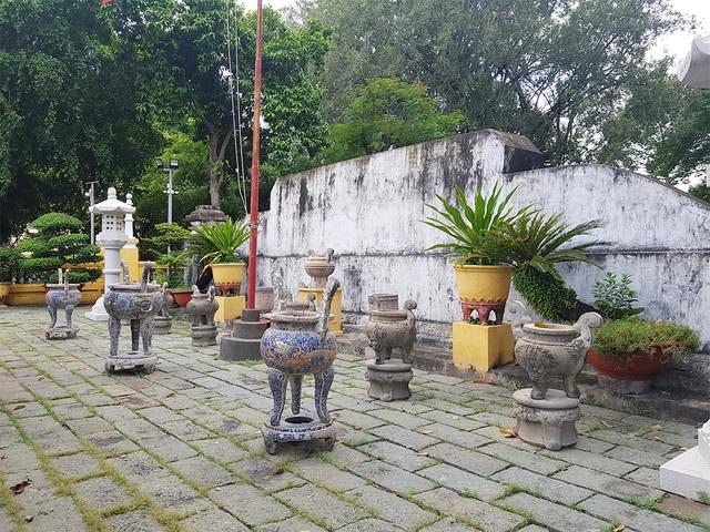 Thăm lăng Tổng trấn thành Gia Định xưa - 5