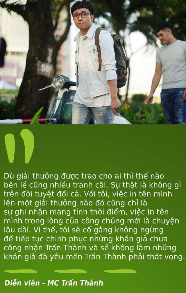Tranh luận về những cái tên được xướng lên tại lễ trao giải LHP Việt Nam - 6