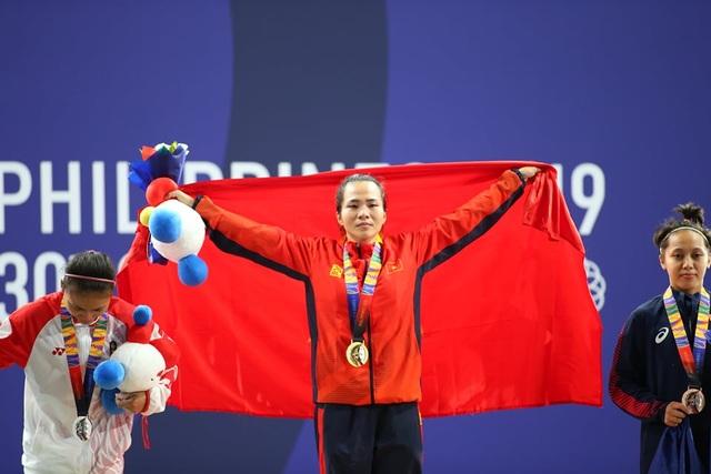 Nhật ký SEA Games 30 ngày 1/12: Đoàn thể thao Việt Nam có 10 HCV - 17