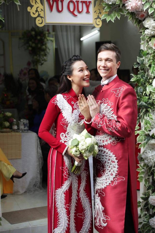 Vợ chồng Hoàng Oanh cấp cứu trước ngày cưới, xúc động trao nhầm nhẫn trong Lễ vu quy - 21