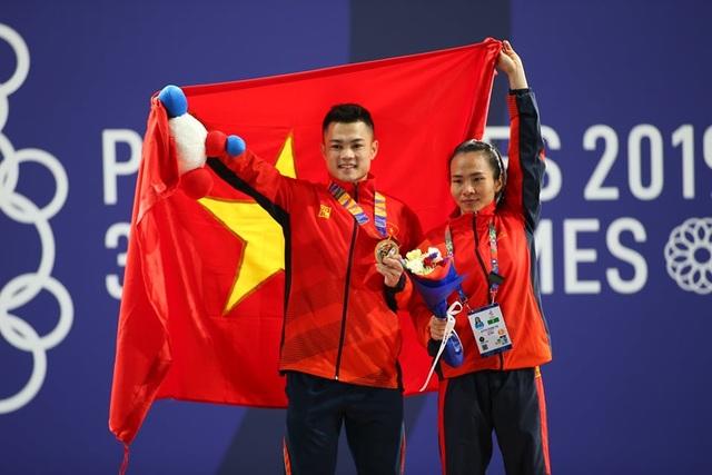 Nhật ký SEA Games 30 ngày 1/12: Đoàn thể thao Việt Nam có 10 HCV - 6