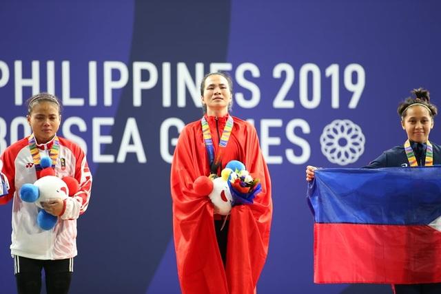 Nhật ký SEA Games 30 ngày 1/12: Đoàn thể thao Việt Nam có 10 HCV - 16