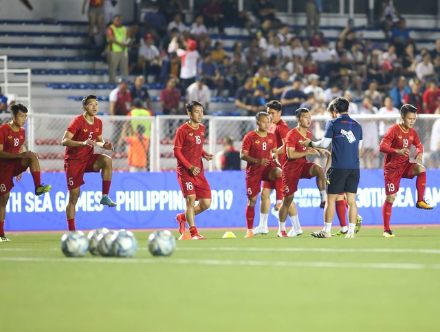 U22 Việt Nam 2-1 U22 Indonesia: Cú ngược dòng ngoạn mục - 28