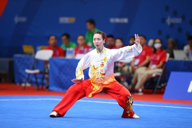 Nhật ký SEA Games 30 ngày 1/12: Đoàn thể thao Việt Nam có 10 HCV - 46