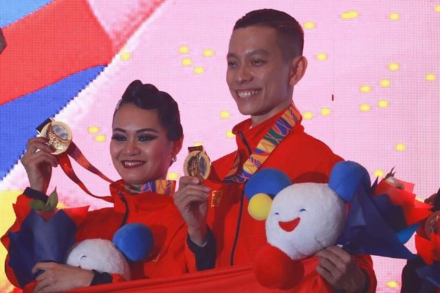 Nhật ký SEA Games 30 ngày 1/12: Đoàn thể thao Việt Nam có 10 HCV - 26