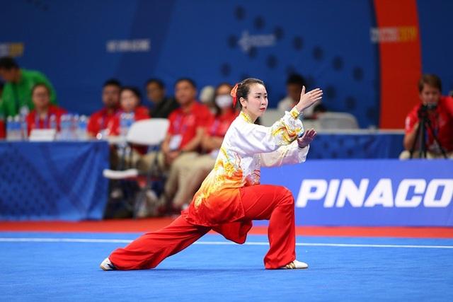 Nhật ký SEA Games 30 ngày 1/12: Đoàn thể thao Việt Nam có 10 HCV - 44