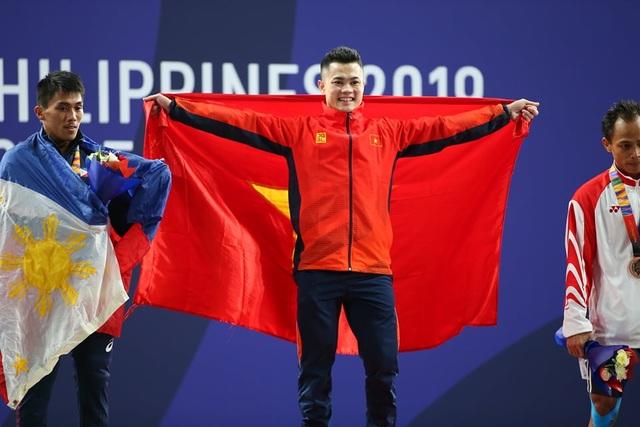 Nhật ký SEA Games 30 ngày 1/12: Đoàn thể thao Việt Nam có 10 HCV - 4