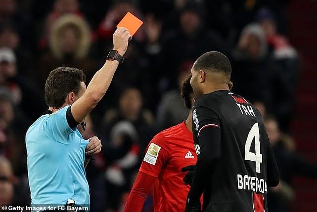 Bayern Munich  1-2 Leverkusen: Trái đắng cho Hùm xám ngay trên sân nhà - 4