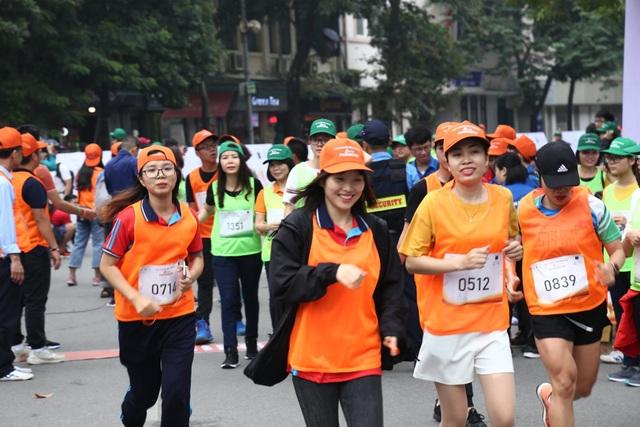 Hơn 2000 người tham gia Giải chạy vì bệnh nhân Parkinson - 2