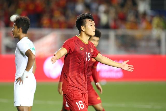U22 Việt Nam 2-1 U22 Indonesia: Cú ngược dòng ngoạn mục - 9
