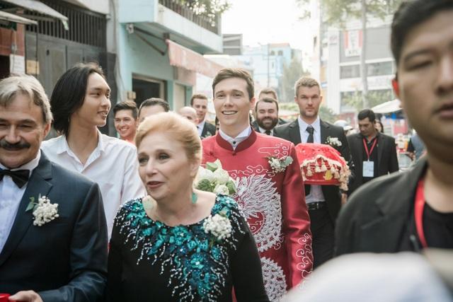 Vợ chồng Hoàng Oanh cấp cứu trước ngày cưới, xúc động trao nhầm nhẫn trong Lễ vu quy - 10