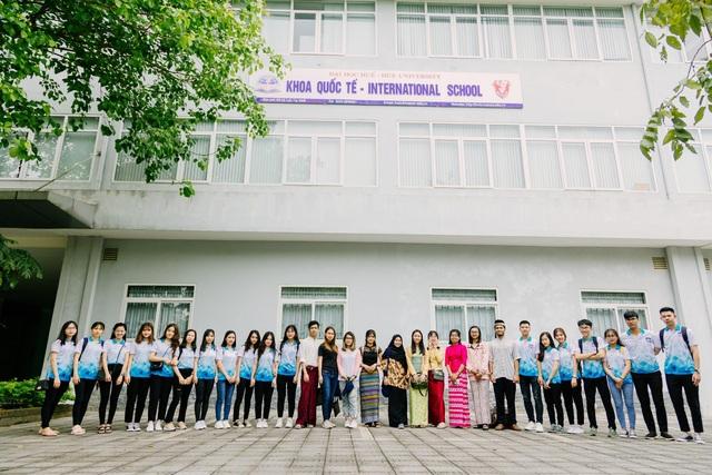 Chương trình đào tạo liên kết của Khoa Quốc tế - Đại học Huế: Cơ hội học tập và làm việc - 1