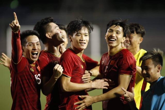 U22 Việt Nam 2-1 U22 Indonesia: Cú ngược dòng ngoạn mục - 4