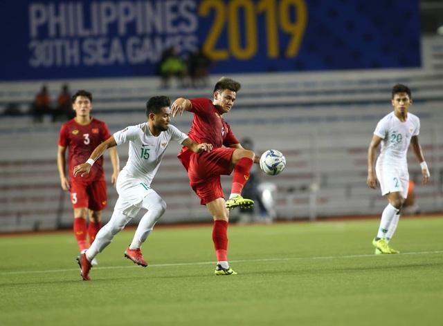 U22 Việt Nam 2-1 U22 Indonesia: Cú ngược dòng ngoạn mục - 14