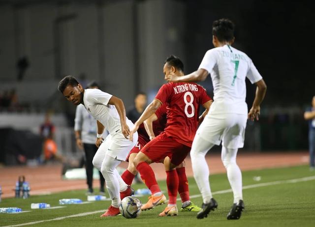 U22 Việt Nam 2-1 U22 Indonesia: Cú ngược dòng ngoạn mục - 11