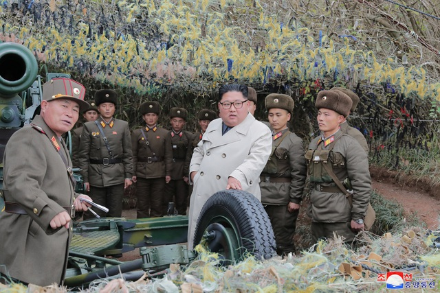 Đáp trả Mỹ, Triều Tiên dọa sẵn sàng dùng vũ lực nếu cần - 1