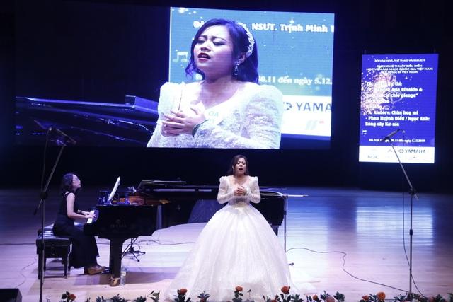 Khai mạc cuộc thi Âm nhạc Mùa Thu 2019 - 3
