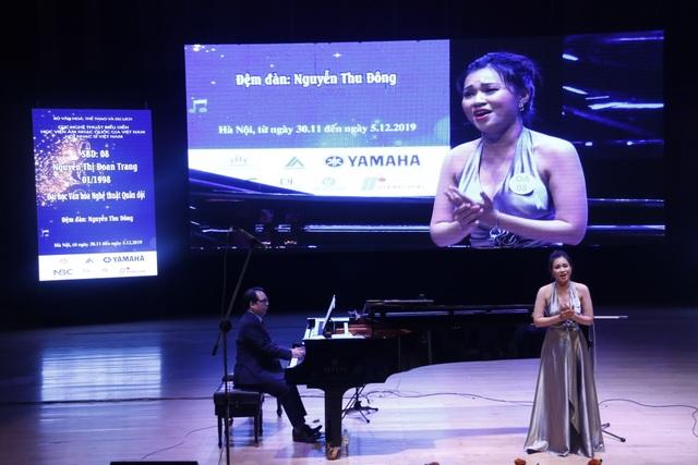 Khai mạc cuộc thi Âm nhạc Mùa Thu 2019 - 2