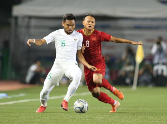 U22 Việt Nam 2-1 U22 Indonesia: Cú ngược dòng ngoạn mục - 18