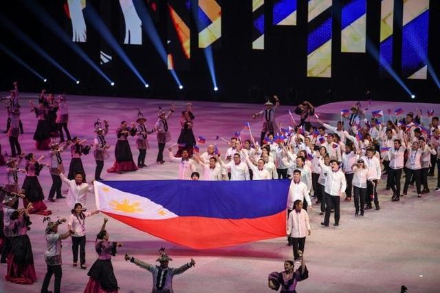 Bão lớn sắp đổ bộ: Philippines sơ tán dân, có thể hủy các môn thi ngoài trời SEA Games - 1