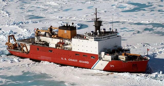 Tam quốc tranh bá làm nóng Bắc Cực - 1
