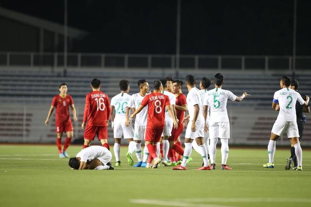 U22 Việt Nam 2-1 U22 Indonesia: Cú ngược dòng ngoạn mục - 21