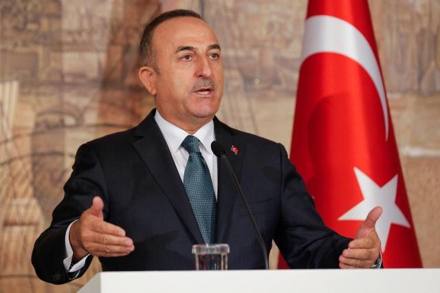 Ngoại trưởng Thổ Nhĩ Kỳ nói sẵn sàng cùng NATO chống lại Nga - 1