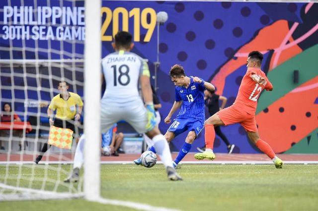 """U22 Thái Lan và Indonesia cùng đặt mục tiêu """"dội mưa bàn thắng"""" - 3"""