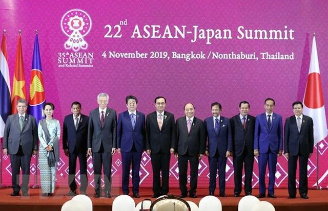 Nhật Bản sẽ viện trợ khoảng 3 tỷ USD cho các nước ASEAN - 1