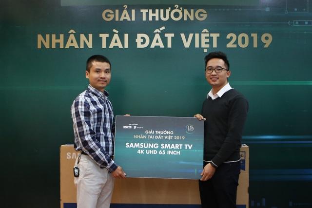 Quán quân Nhân tài Đất Việt 2019 hân hoan gặp lại nhau sau Lễ trao giải - 10