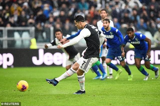 Buffon hóa tội đồ, Juventus bị truất ngôi đầu bảng - 4