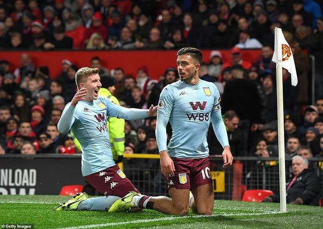 Man Utd 2-2 Aston Villa: Nối dài sự thất vọng - 2