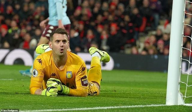 Man Utd 2-2 Aston Villa: Nối dài sự thất vọng - 1