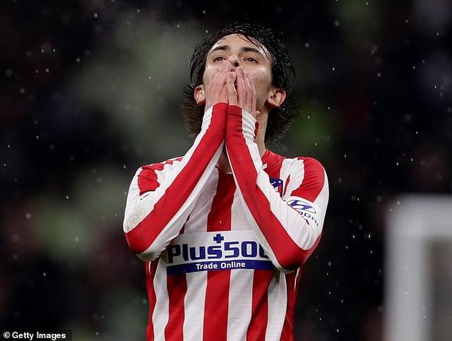 Lionel Messi tỏa sáng, Barcelona thắng sát nút Atletico - 3