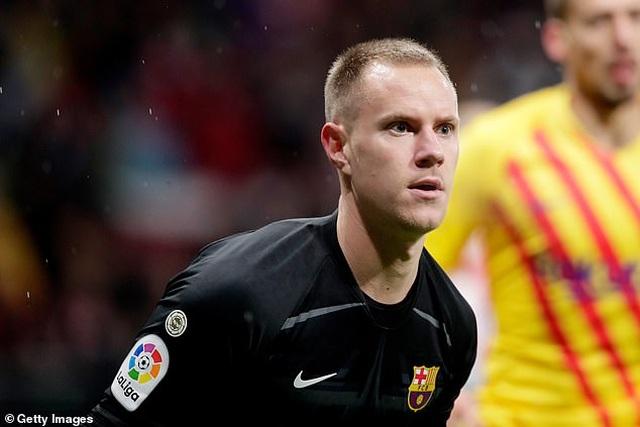 Lionel Messi tỏa sáng, Barcelona thắng sát nút Atletico - 2